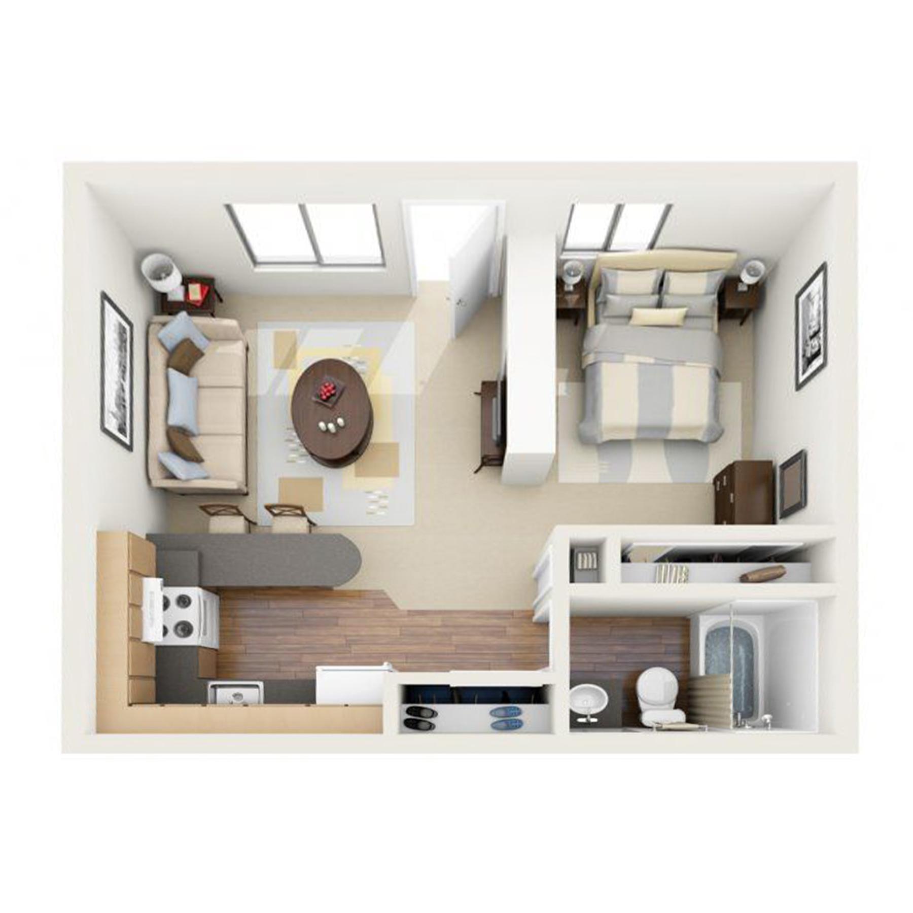 Home Design Ideas For The Elderly: House Plans For Senior Living